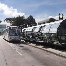 Estação Tubo em Curitiba (PR)