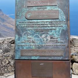 Table Mountain – Maravilha da natureza