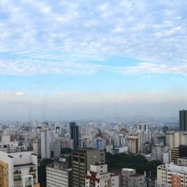 Céu nublado em São Paulo (seq2)