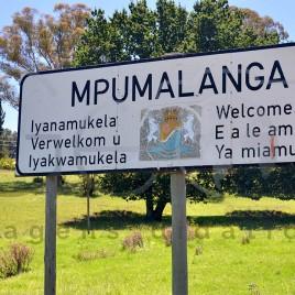 Placa Plurilíngue – África do Sul
