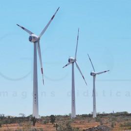 Geradores de energia eólica, Galápagos