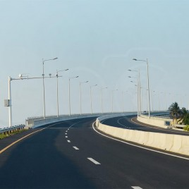 Ponte Maputo-Katembe, Moçambique